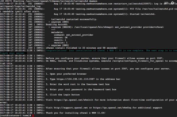 Tutorial Install Cpanel Di VPS Google Cloud 6