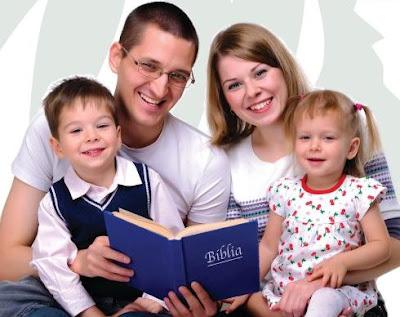 Resultado de imagem para familia cristã