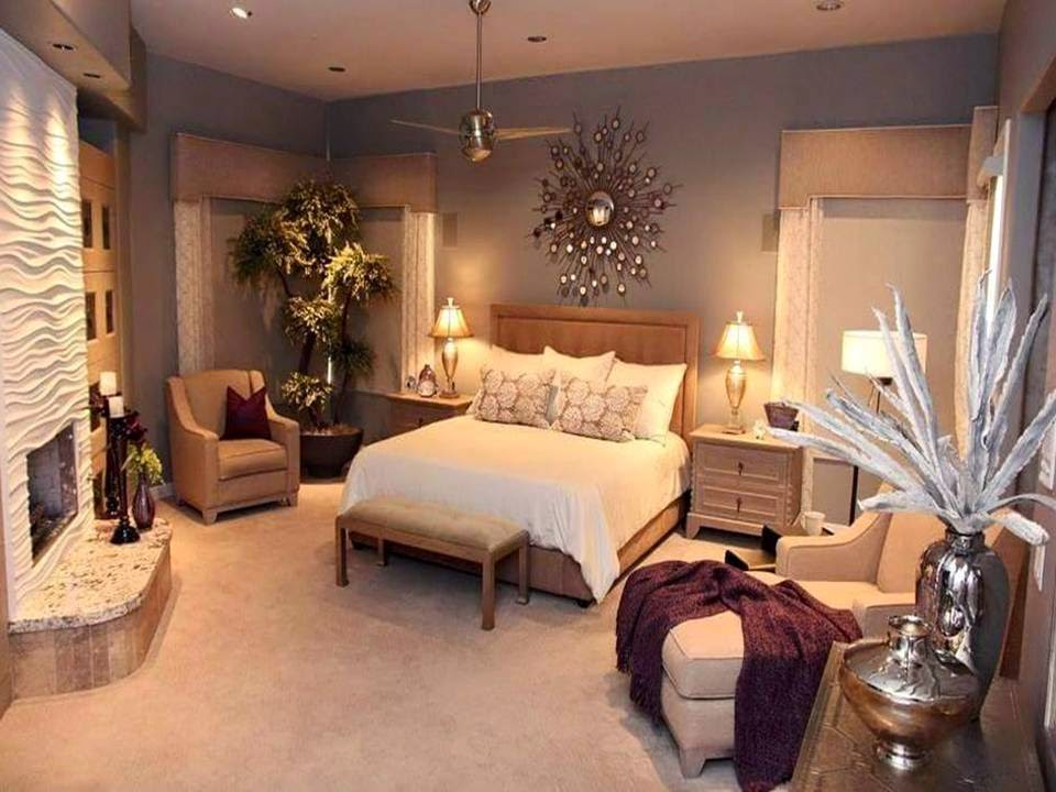 Most Beautifull Deco Paint Complete Bed Set: Home Decor: The Most Beautiful 10 Master Bedrooms In 2015