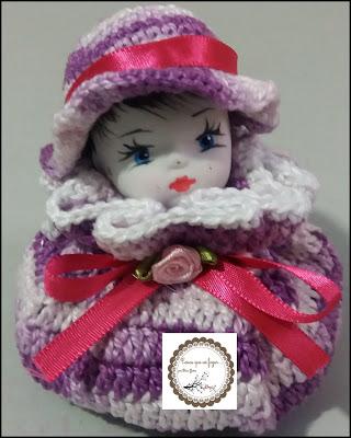 A origem do crochê