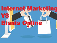 Perbedaan Internet Marketing dan Bisnis Online