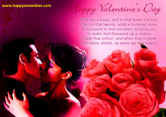 Top # 10+ Happy Kiss Day SMS Wishes 2016