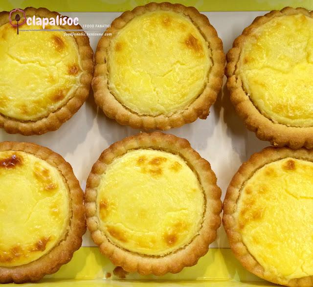 Kumori Cheese Tarts