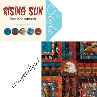 Moda RISING SUN Quilt Fabric by Sara Khammash