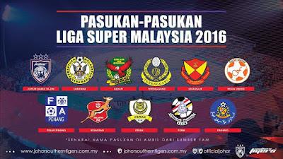 liga super 2016