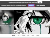 Mengganti URL Laman Google Plus dengan URL Khusus