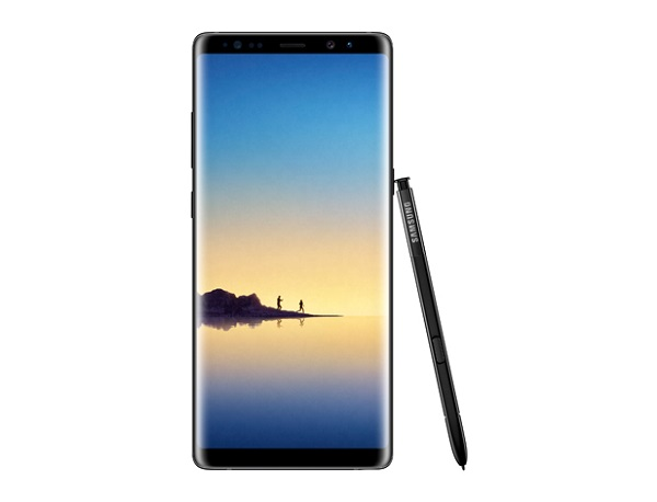 SAMSUNG Galaxy Note 8 with 6.3-inch Quad HD+ Super AMOLED Infinity Display launched