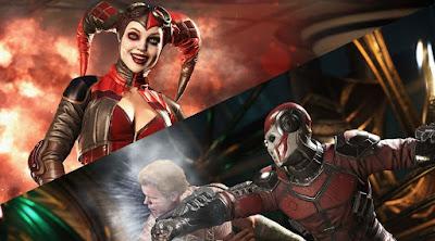 טריילר חדש למשחק Injustice 2 חושף את הגעתם של דדשוט והארלי קווין