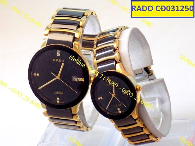 Đồng hồ đeo tay RD CD031250
