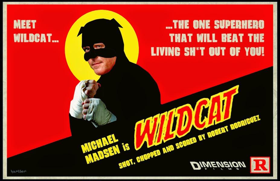 Michael Madsen Is Wildcat