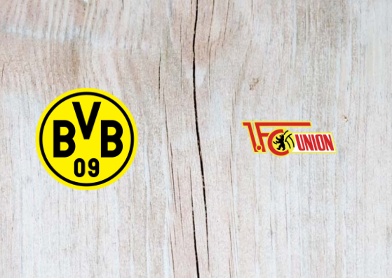 Borussia Dortmund vs Union Berlin Full Match & Highlights 31 October 2018