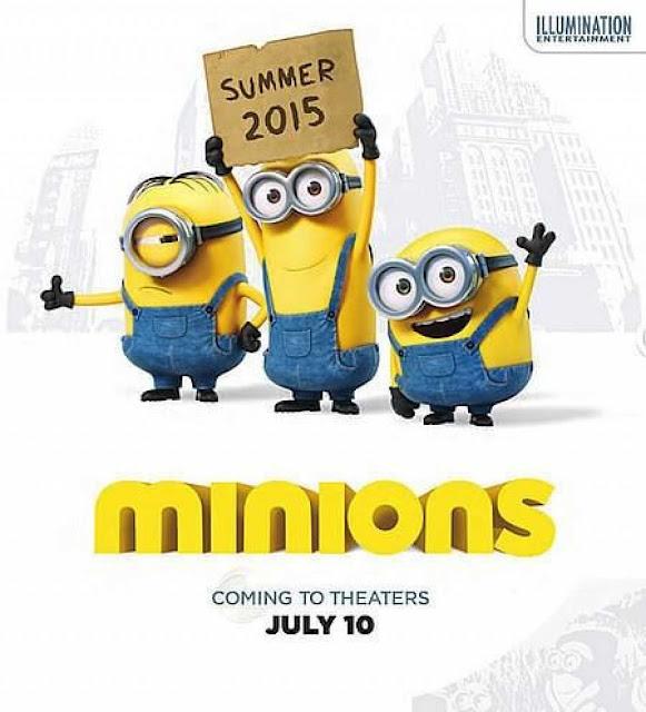 Movie Review Minions 2015 Gollumpus