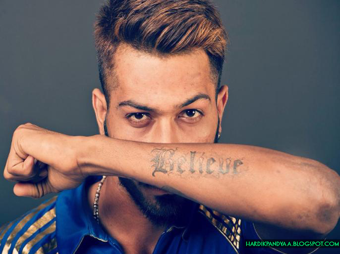 Hardik Pandya: Hardik Pandya Fresh Cute Photos 2018