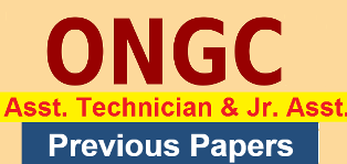 Ongc Exam Papers Pdf