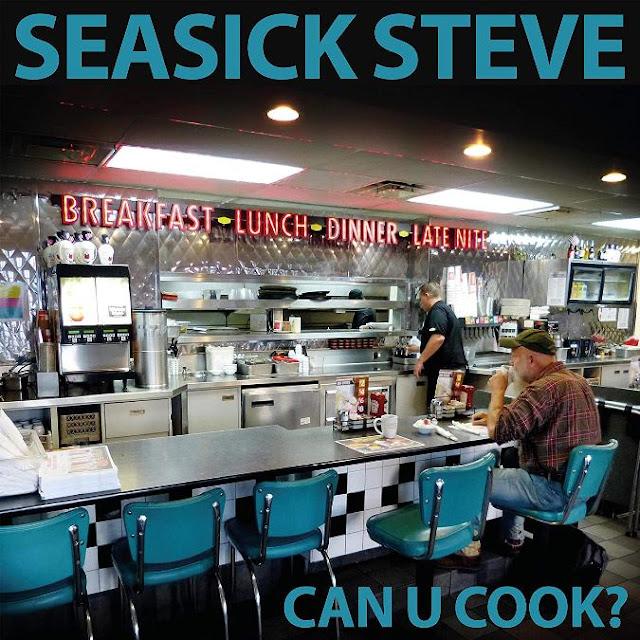 Seasick Steve - Can u cook? (2018) 1