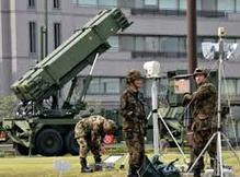 η Ιαπωνία δεν διαθέτει την αμυντική ικανότητα να καταρρίψει έναν πύραυλο