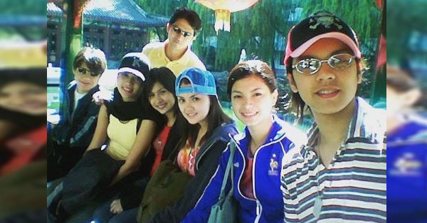 Throwback Thursday: Angel Locsin And The Mano Po III Gang!