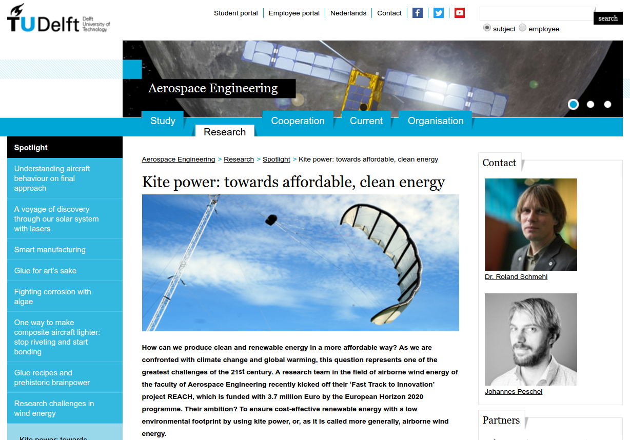 An AWEsome energy source: where do we stand with airborne