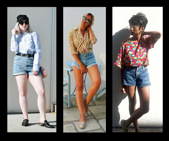 Looks Com Shorts Jeans