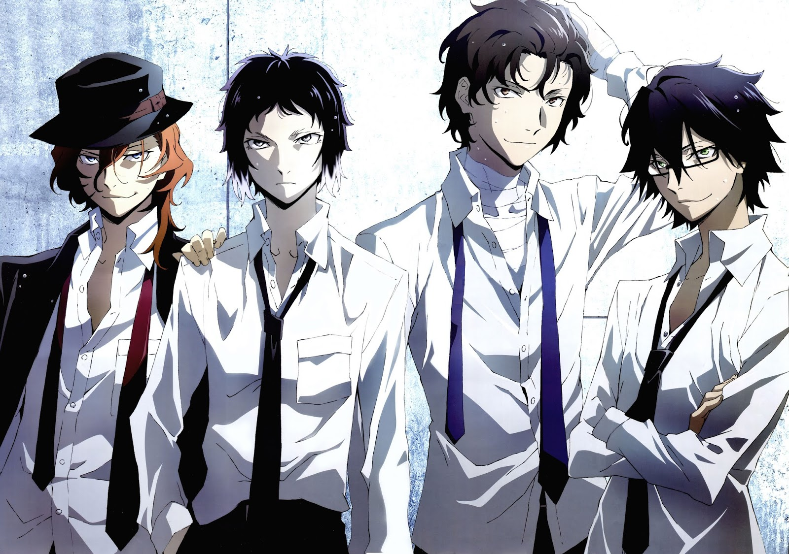 23 Bungou Stray Dogs Wallpaper Magone 2016