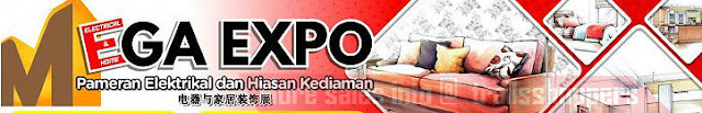 Mega Expo Electrical & Home Fair Terengganu 2017