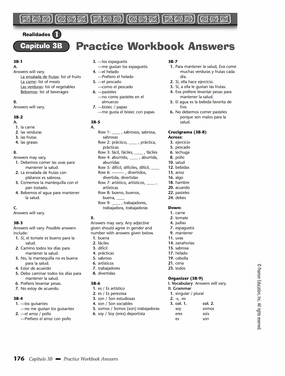 2 Worksheet Answers - Cockpito