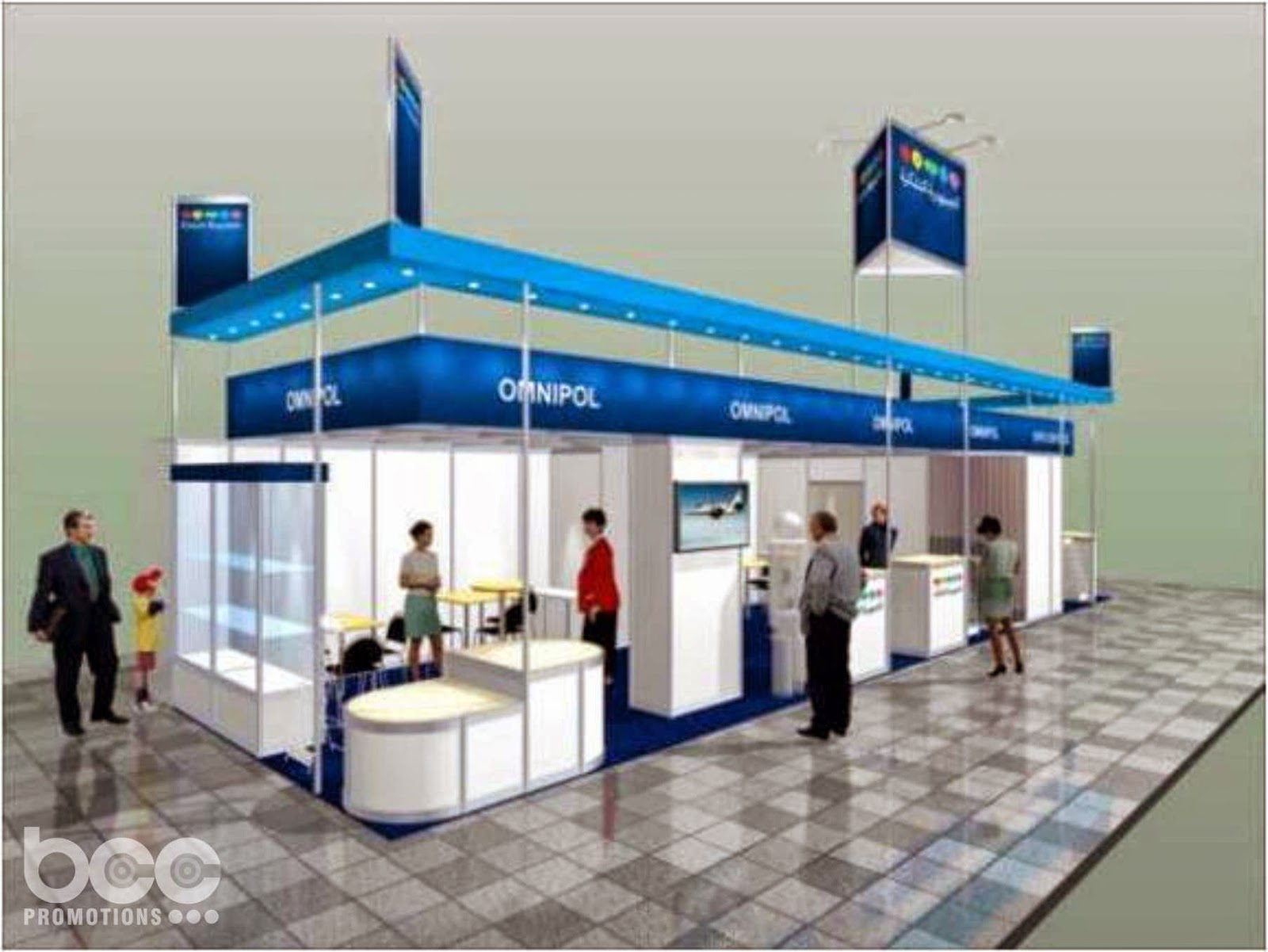 Exhibition Stall Design And Fabrication In : Stall design execution by brand care communications bcc marcom