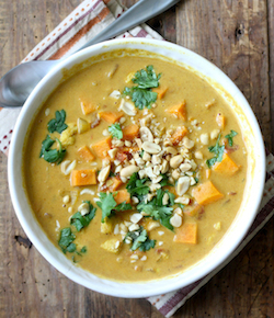 African peanut stew recipe by seasonwithspice.com