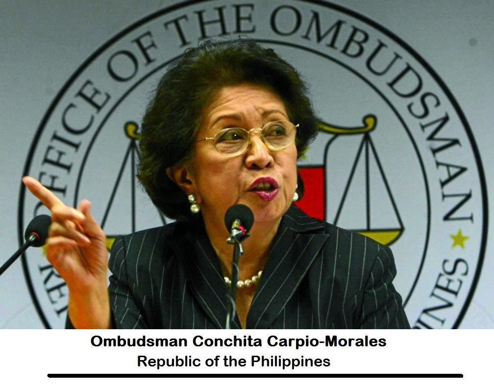 Ombudsman Conchita Carpio-Morales Faces disbarment for alleged biased judgement