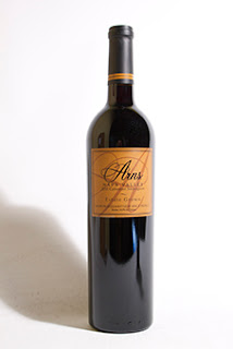 2012 Arns Winery Estate Grown Cabernet Sauvignon