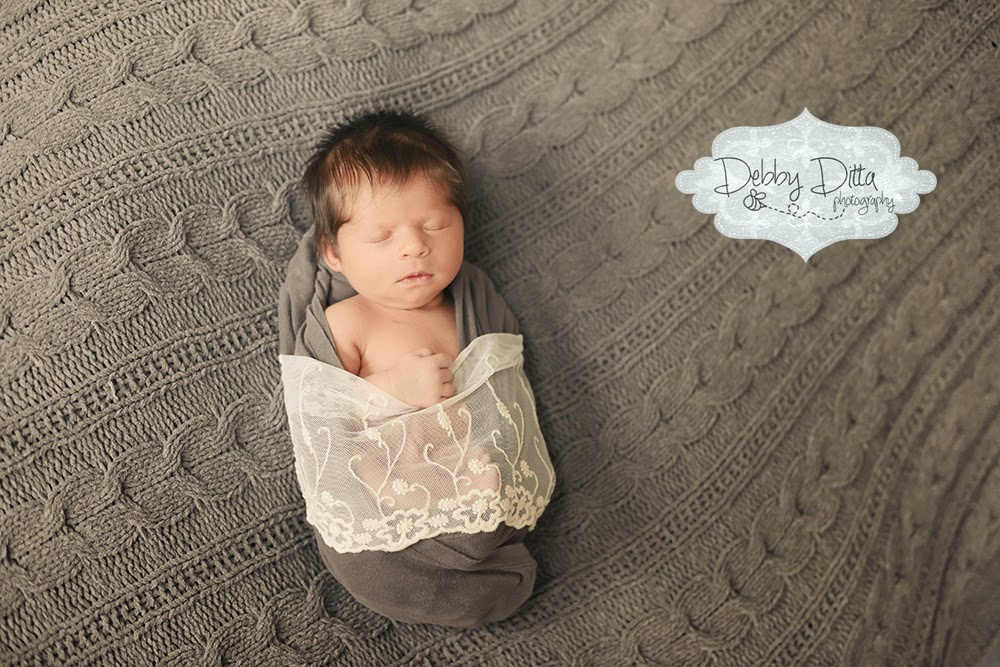 Debby Ditta Photography Catherine Newborn Baby Girl