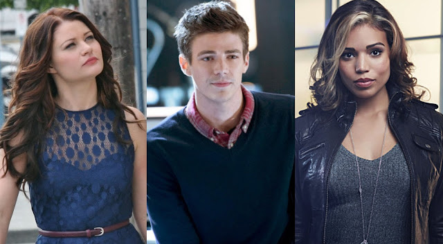 lot, the flash, once upon a time