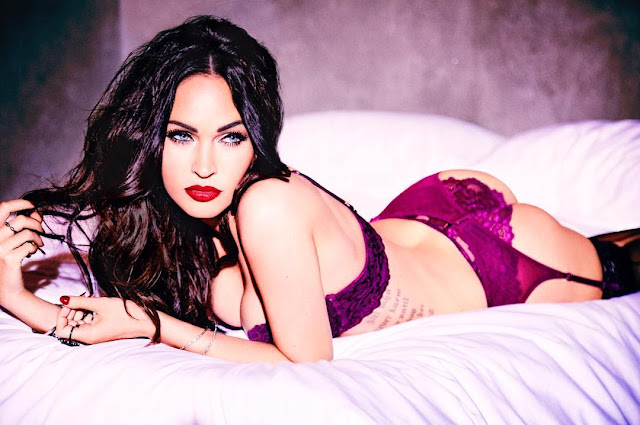 hot-Megan-Fox-Damn-Sexy-figure-image-in-Instagram