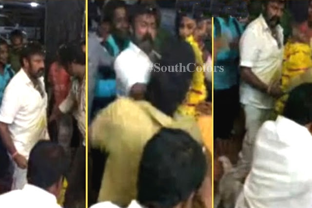 watch-balakrishna-again-caught-on-video-slapping-fan