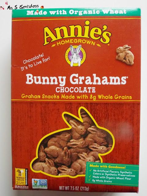 Annie´s Bunny Grahams