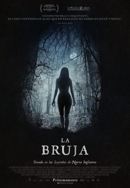Cartel: La bruja (2015)