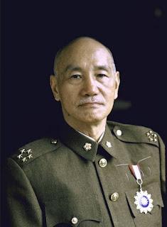 perang saudara cina chiang kai shek