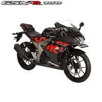 Pilihan Warna Suzuki GSX 150R Terbaru