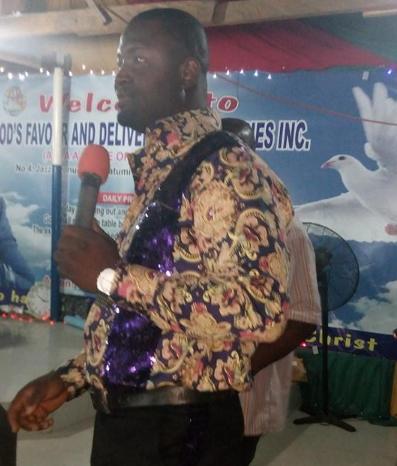 Pastor Daniel Onwugbufor arrested