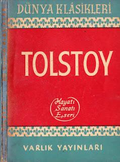 Tolstoy'un Hayatı Sanatı Eserleri