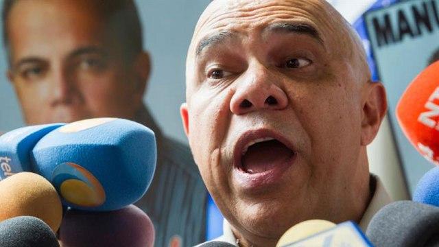 """Torrealba consideró """"inadmisible"""" acusaciones entre partidos opositores (Audio)"""