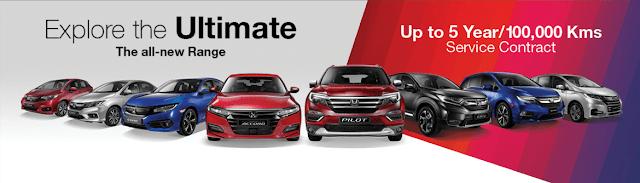 Honda UAE