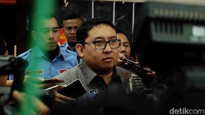 Soroti Sinyal PD, Fadli Makin Yakin Jokowi dan Prabowo Head to Head - Info Presiden Jokowi Dan Pemerintah