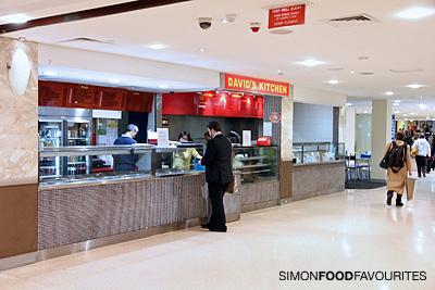 Simon Food Favourites Davids Kitchen Asian Cuisine CBD
