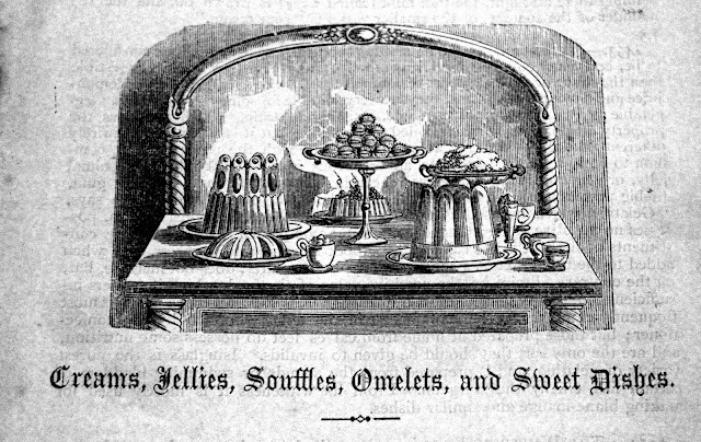 Plate from Mrs Beeton's Book of Household Management