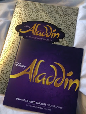Disney, Aladdin, Theatre, West End, London, Soho, Prince Edward Theatre
