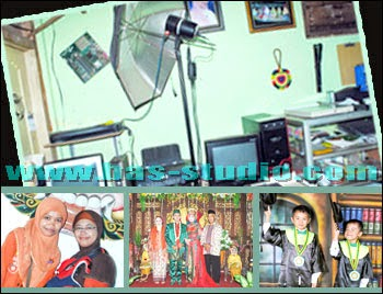 Studio Foto Mini Rumahan