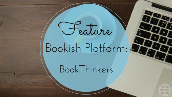 Bookish Platform Feature: BookThinkers