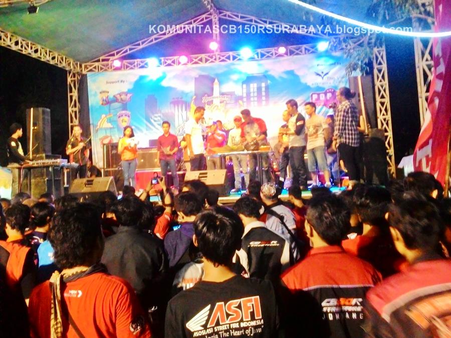Kemeriahan Jambore All Bikers 3rd Anniversary KCS