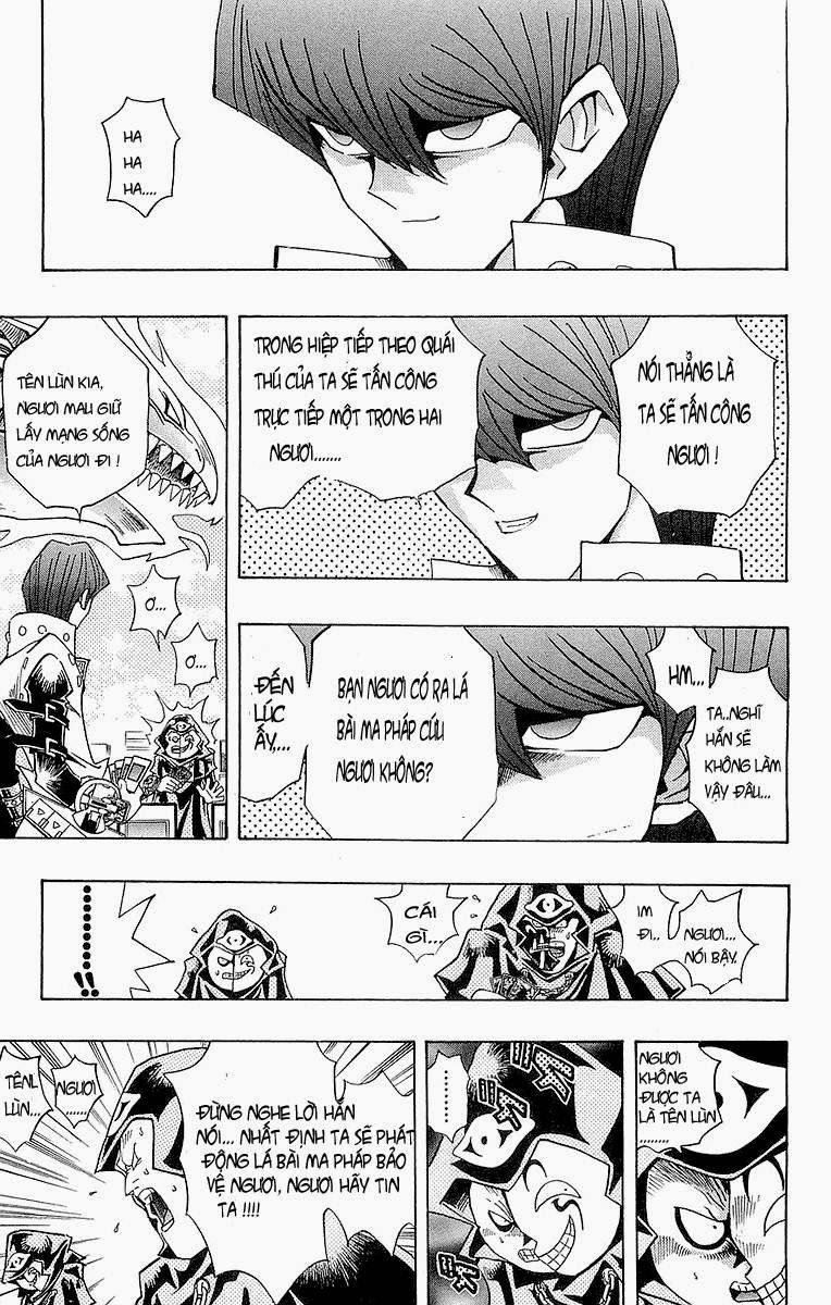 YUGI-OH! chap 188 - sức mạnh kết hợp! trang 8